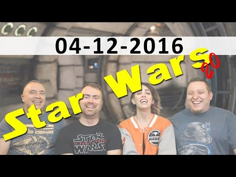 Star Wars 20 - Rogue One Cast Review | The Force Awakens Special Features | More...