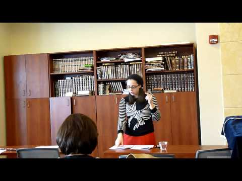 Mrs. Yael Goldfischer: Hidden and Revealed Identities in Megillat Esther