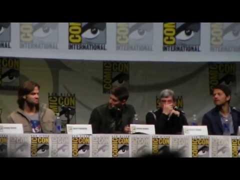 Supernatural Comic Con - 2013 Full length!