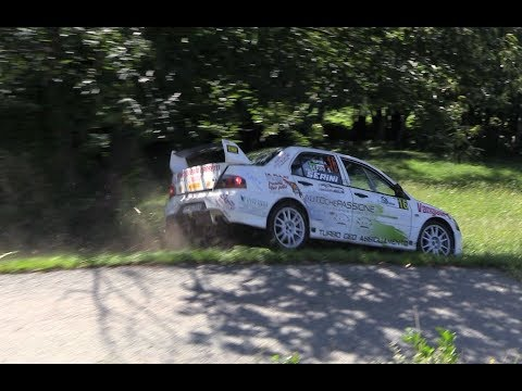 31° Rally Lana 2018 | CRASH & MISTAKES [HD]