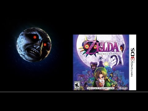 360Bits Presenta:Unboxing The Legend of Zelda: Majora's Mask 3D (3DS)