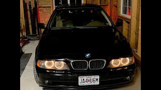 BMW E39 E46 LED Headlights VS HID, What Should You Buy ???