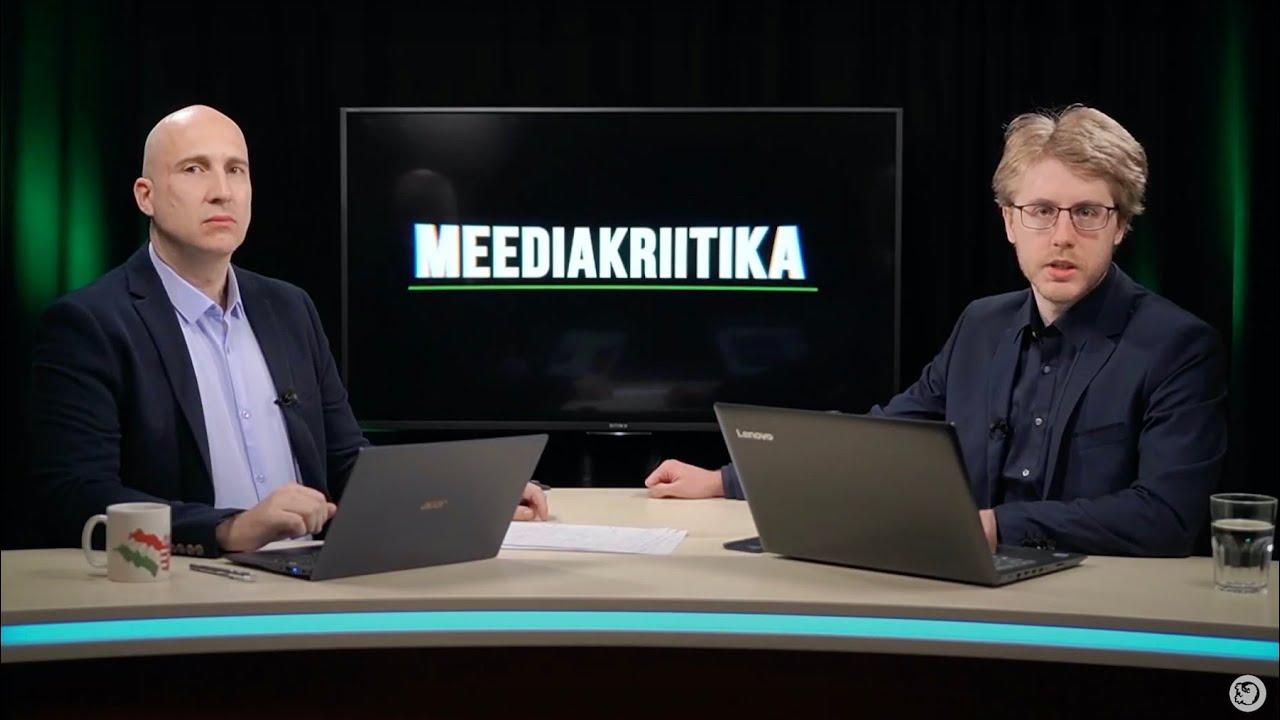 Meediakriitika: ajakirjanduslikest provokatsioonidest ja propagandast