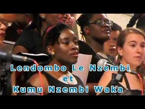 Lendombo Le Nzembi et Kumu Nzembi Waka