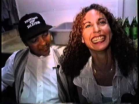 Ivan Neville interview at SOB's 4/19/1995