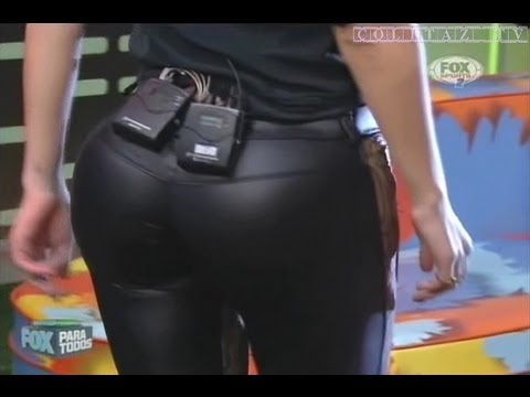 Silvina Luna Pantalones De Cuero thumbnail