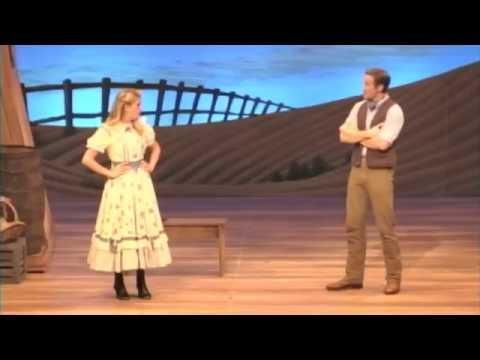 Anne Horak as Laurey in Oklahoma! Highlights