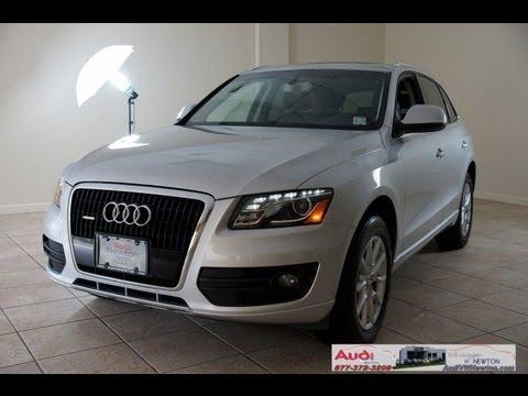 2009 Audi Q5 3 2 Fsi Quattro Led Lighting Youtube