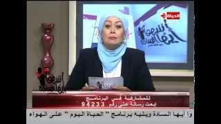 بالفيديو.. هالة فاخر: فخور بالرئيس وسعيدة بسعيه لتوفير فرص عمل للشباب