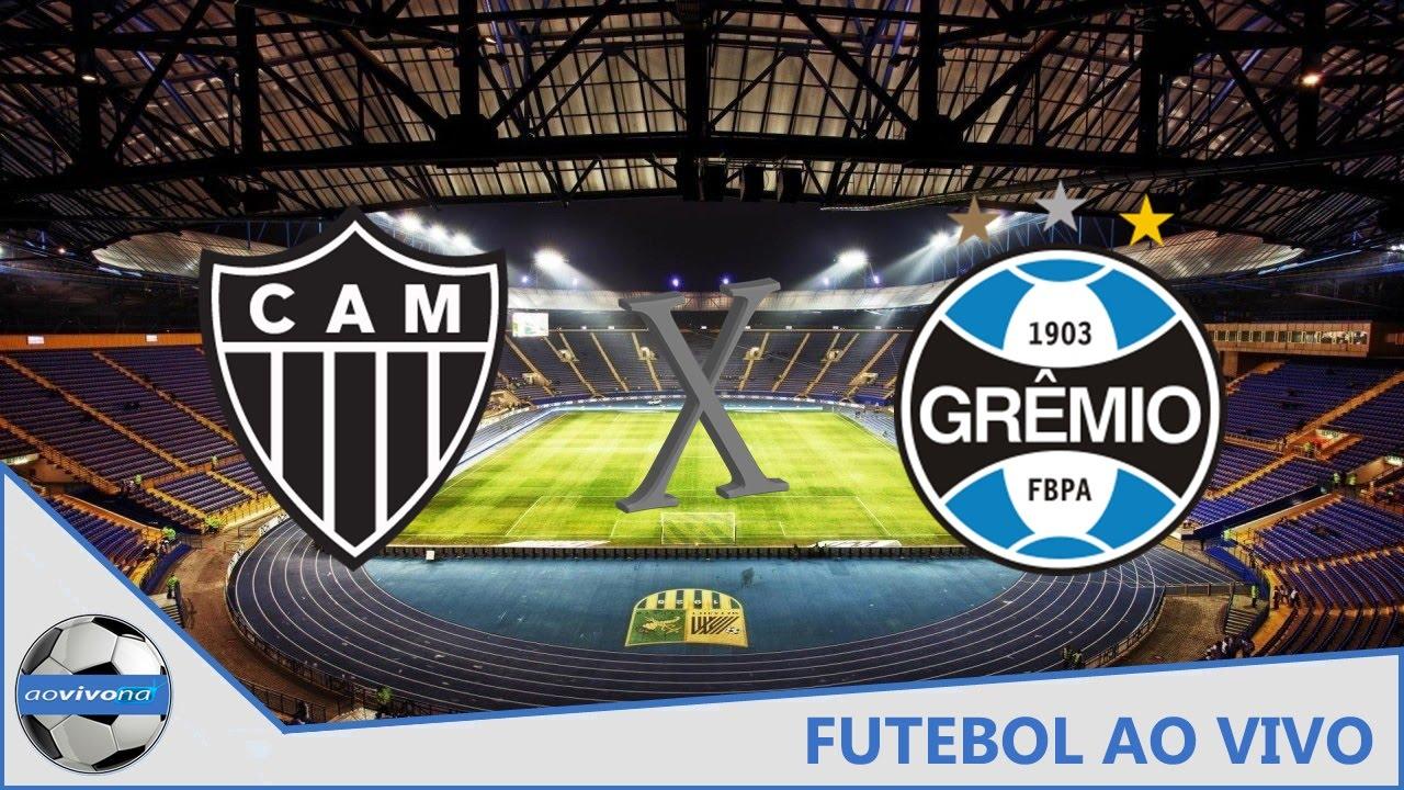 Assistir Atlético MG x Grêmio ao vivo grátis em HD 26/05 ...