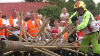 Międzynarodowe Zawody Drwali w Bobrowej 2016 - było ostro