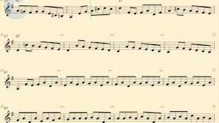 Video Violin - Suite No. 1 in G Major - Bach - Sheet Music, Chords, & Vocals download MP3, 3GP, MP4, WEBM, AVI, FLV Januari 2018
