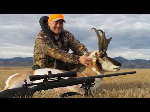Wyoming Antelope Hunt (2018)