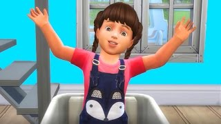 Câmera Sims - JULINHA MINEGIRL ROTINA  (The Sims 4)