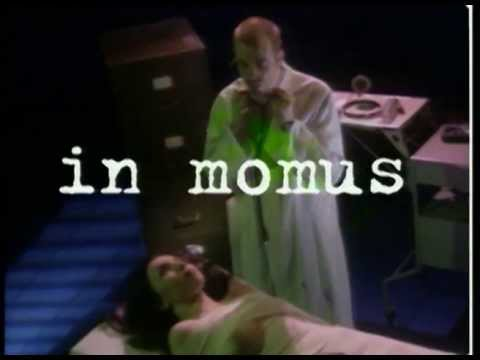 Momus - Trust Me I'm A Doctor - (A Man Of Letters, UK, 1992)