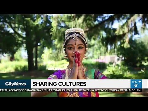 Unique cultural exchange