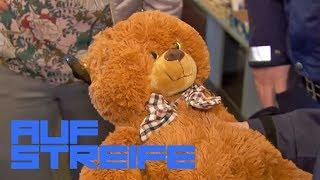 Streit um einen Teddybären: Warum ist er Kaputt? | Auf Streife | SAT.1 TV