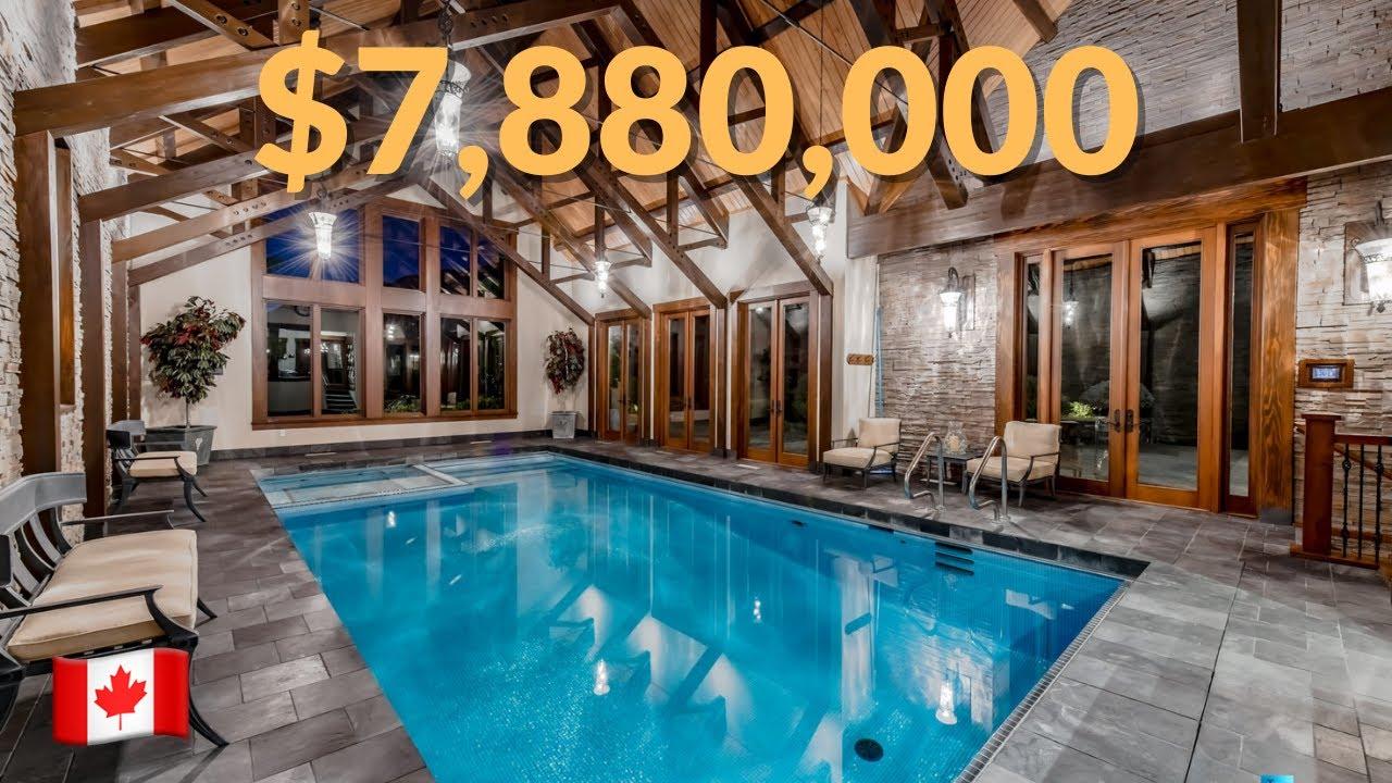 $7.8 Million Magnificent Anmore Estate