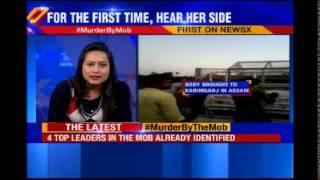 Nagaland mob lynching: Victim narrates horror on NewsX