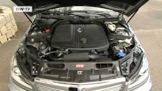 am start: Mercedes C-Klasse | motor mobil
