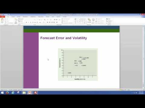 Chapter 9, Exchange Rate Forecasting
