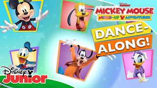 🕺 Hot Dog Dance Tutorial | Mickey Mouse Mixed-Up Adventures | Disney Junior UK