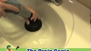 Drain Genie: Sink/Bathtub/Floor drainage unclogger(Buy here: https://www.gadgetsgo.com/blocked-clogged-tub-kitchen-pipe-cleaning/ Subscribe to see the coolest gadget videos: ..., 2012-11-22T21:42:48.000Z)