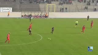 Serie D Girone D Fiorenzuola-Lentigione 1-0