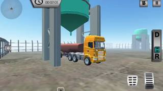 Oil Tanker Trasport Trailer Truck Fuel Hill Cargo Android Gameplay