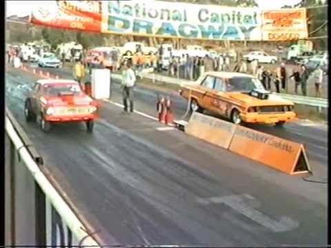Canberra drag racing in the 80's part 4