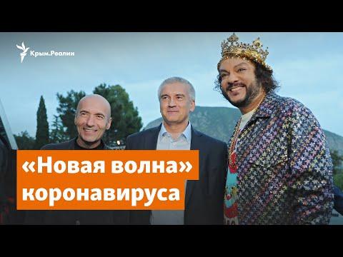 «Новая волна» коронавируса | Доброе утро, Крым