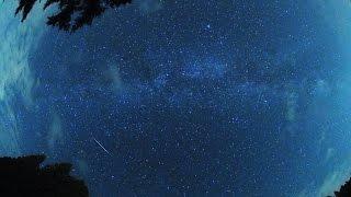 """今夜の星空~「やぎ座α流星群」-""""Capricornus α meteor shower""""-2016/07/30-31"""