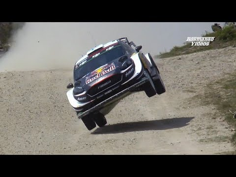 Rali de Portugal 2018 WRC | the Very Best | (Pure Raw Sound) Full HD