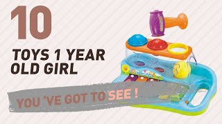 Toys 1 Year Old Girl, Uk Top 10 Collection // New & Popular 2017