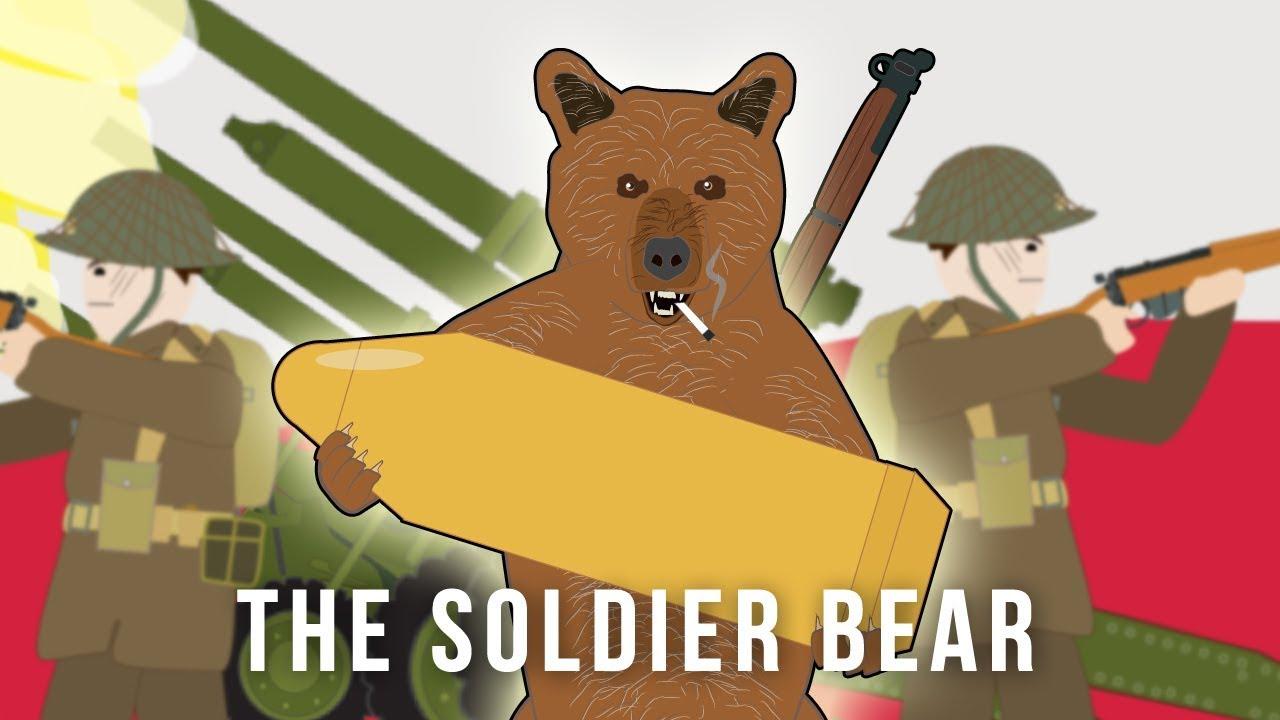 The Soldier Bear (Strange Stories of World War II)