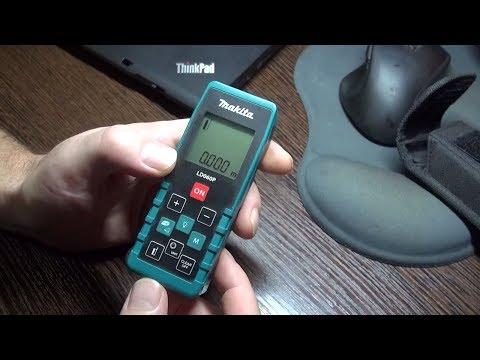 Выбор лазерного дальномера / рулетки на примере Makita LD060P