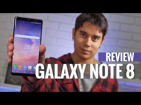 Samsung Galaxy Note 8 review: Back in the game