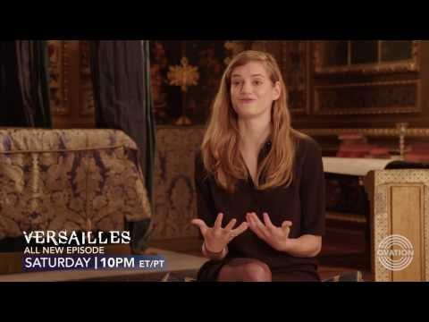 Versailles: Beauty Then and Now