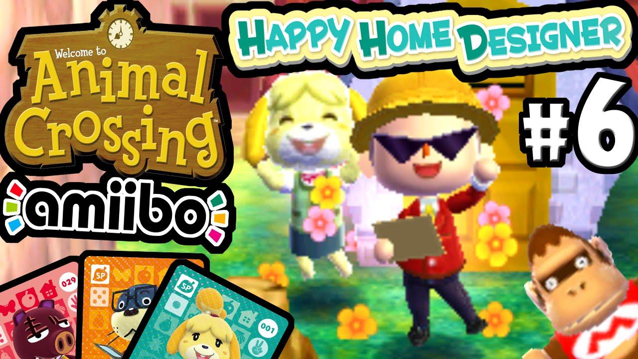 Animal crossing happy home designer part 6 gameplay - Animal crossing happy home designer cheats ...