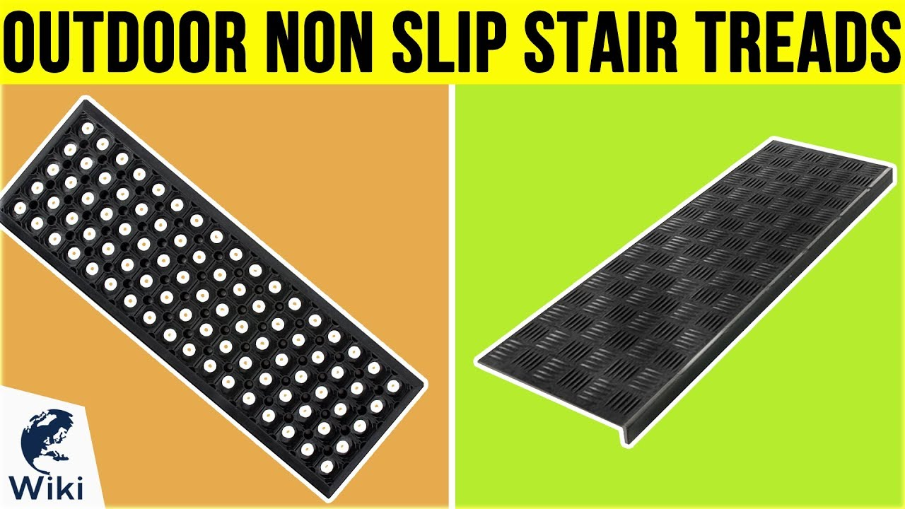 Top 10 Outdoor Non Slip Stair Treads of 2019 | Video Review