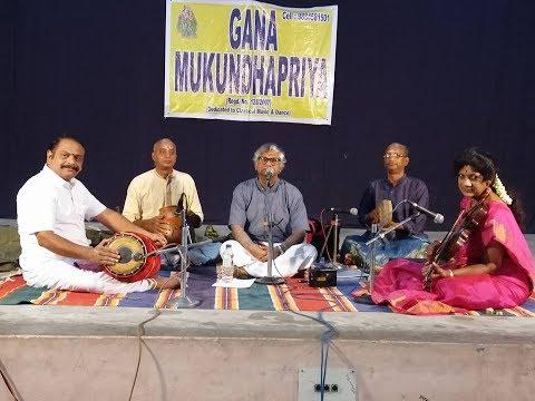 GANA MUKUNDHAPRIYA, CHENNAI (MADRAS), INDIA (PART 5 OF 9)