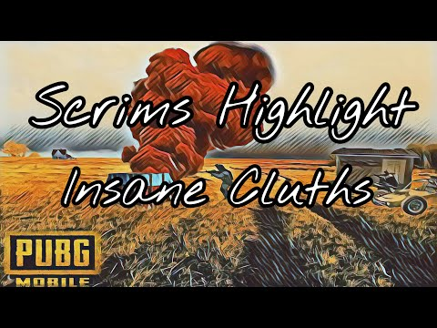 Forexx - Scrims Highlights | Insane Clutchs And Kills | Compétitive Clips