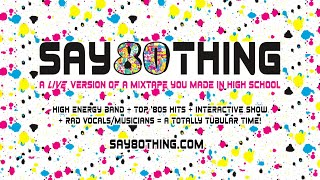 "Say 80Thing  - Virtual Performance of ""Video Killed The Radio Star"""