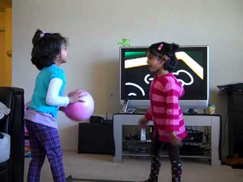 Dyuti Baby : With Friend Ankita 1