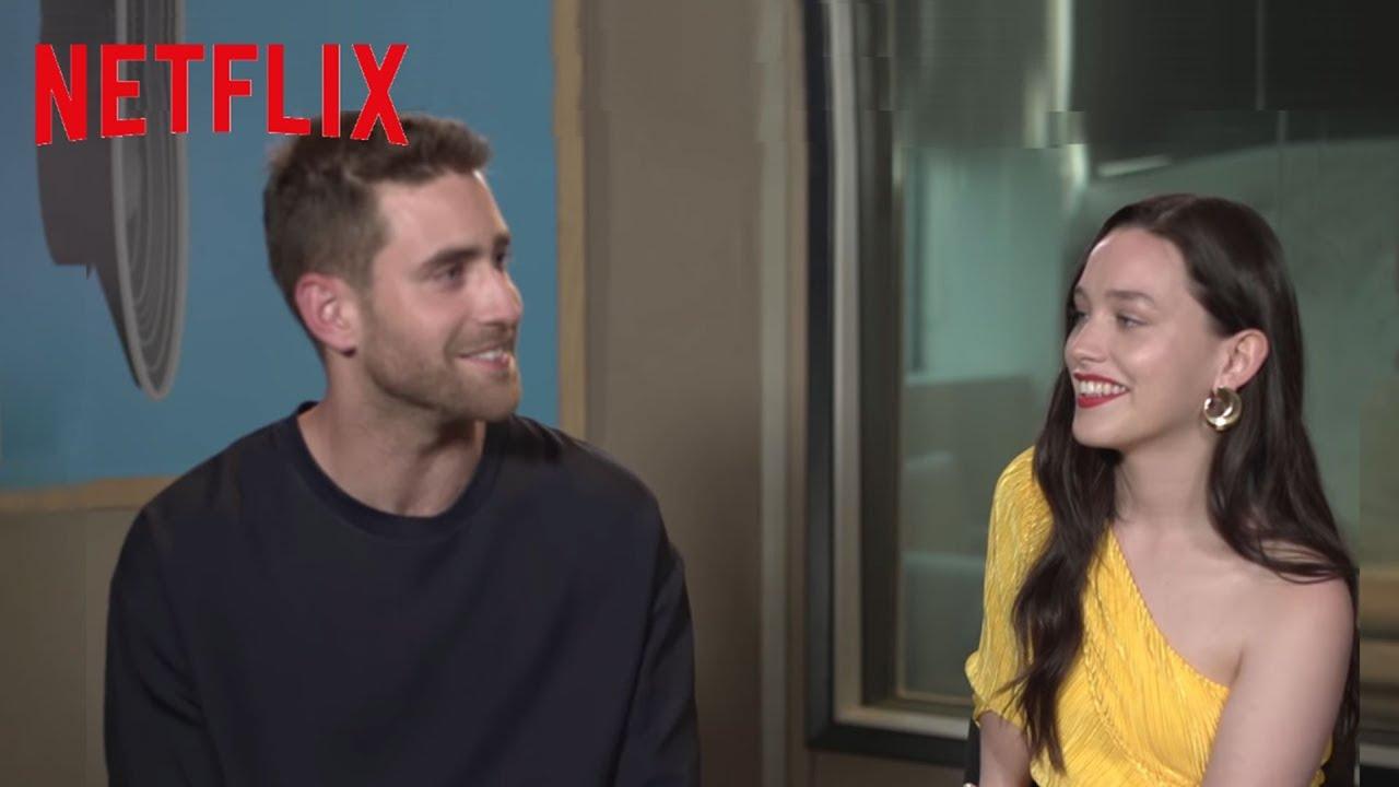 Entrevista Oliver Y Victoria De La Maldicion De Hill House Netflix Youtube