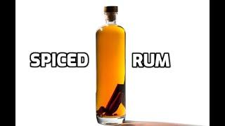 How to Darken aฑd Spice Rum