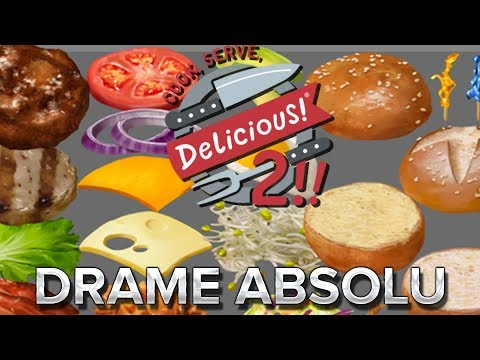 Cook Serve Delicious 2 #8 : LE DRAME ABSOLU