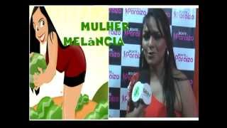 MULHER MELANCIA NO G4TV.COM.BR