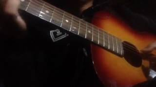 Tuyệt tình ca-Lã phong lâm - Guitar acoustic cover - Đệm hát solo