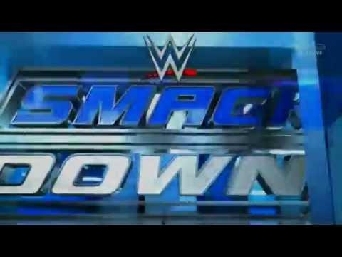 WWE Smackdown Intro 2015